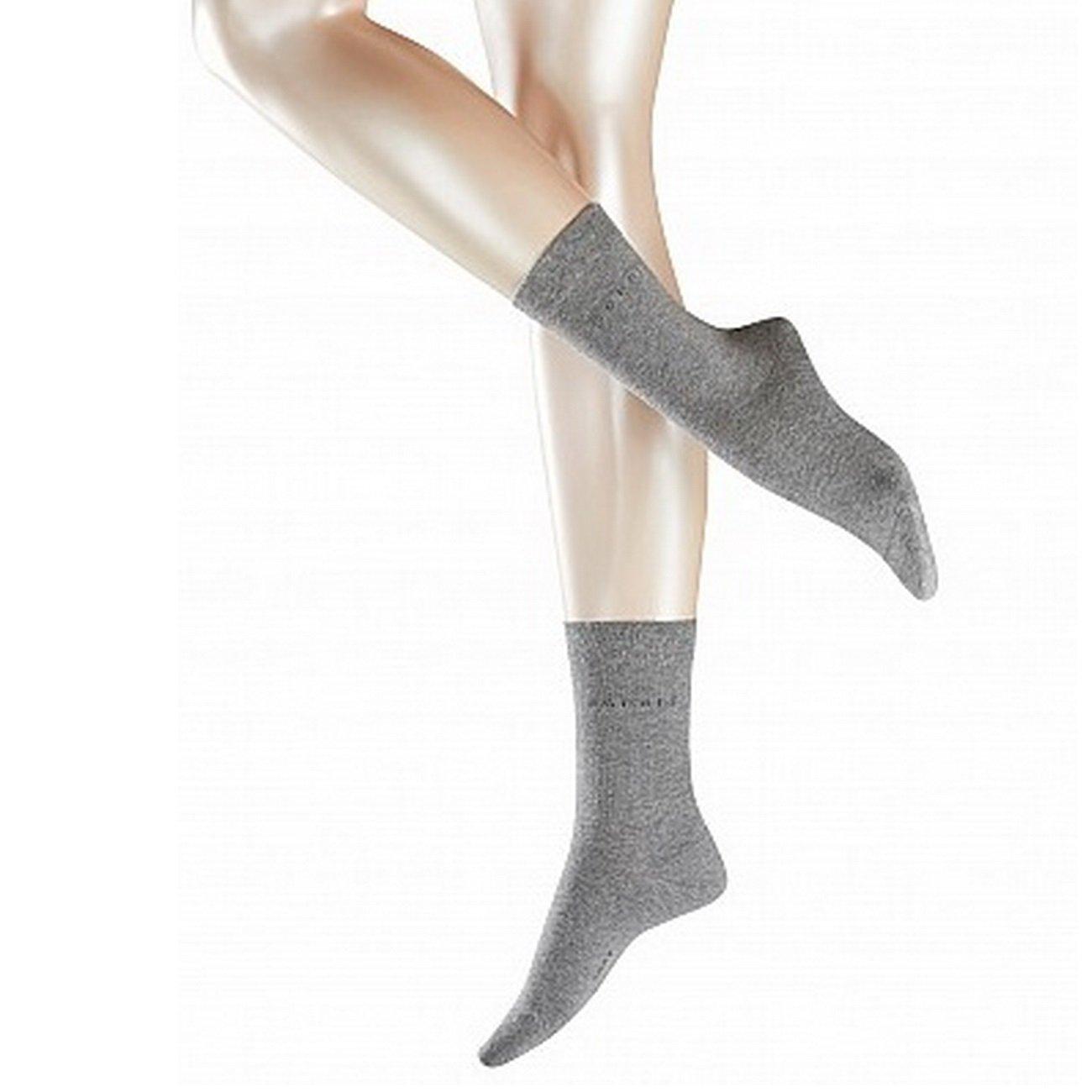 ESPRIT Damen Solid 5 Paar Baumwollsocken Sneakersocken Kurze F/ü/ßlinge Socken Baumwolle
