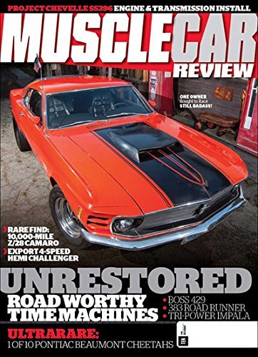 Muscle Car Review - Magazine Subscription from MagazineLine (Save 72%) Car Sub Reviews
