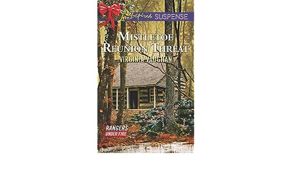 Mistletoe Reunion (Mills & Boon Love Inspired)