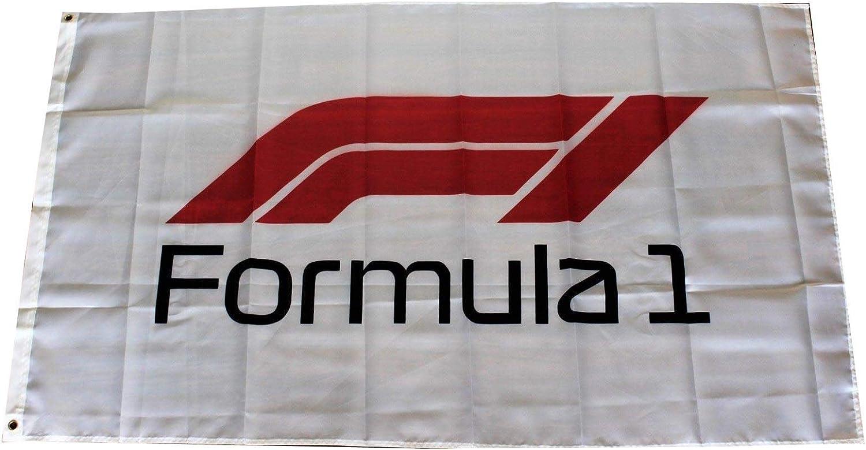 Aihccy Mountfly F1 Formula One Motorsports Auto Racing Automobile Race Banner Flag 3X5 Feet Man Cave