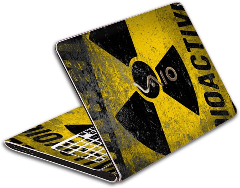 Protective Laptop Notebook Cover wrap Removable Decal Skin Sticker for Sony VAIO FIT 15E / F15