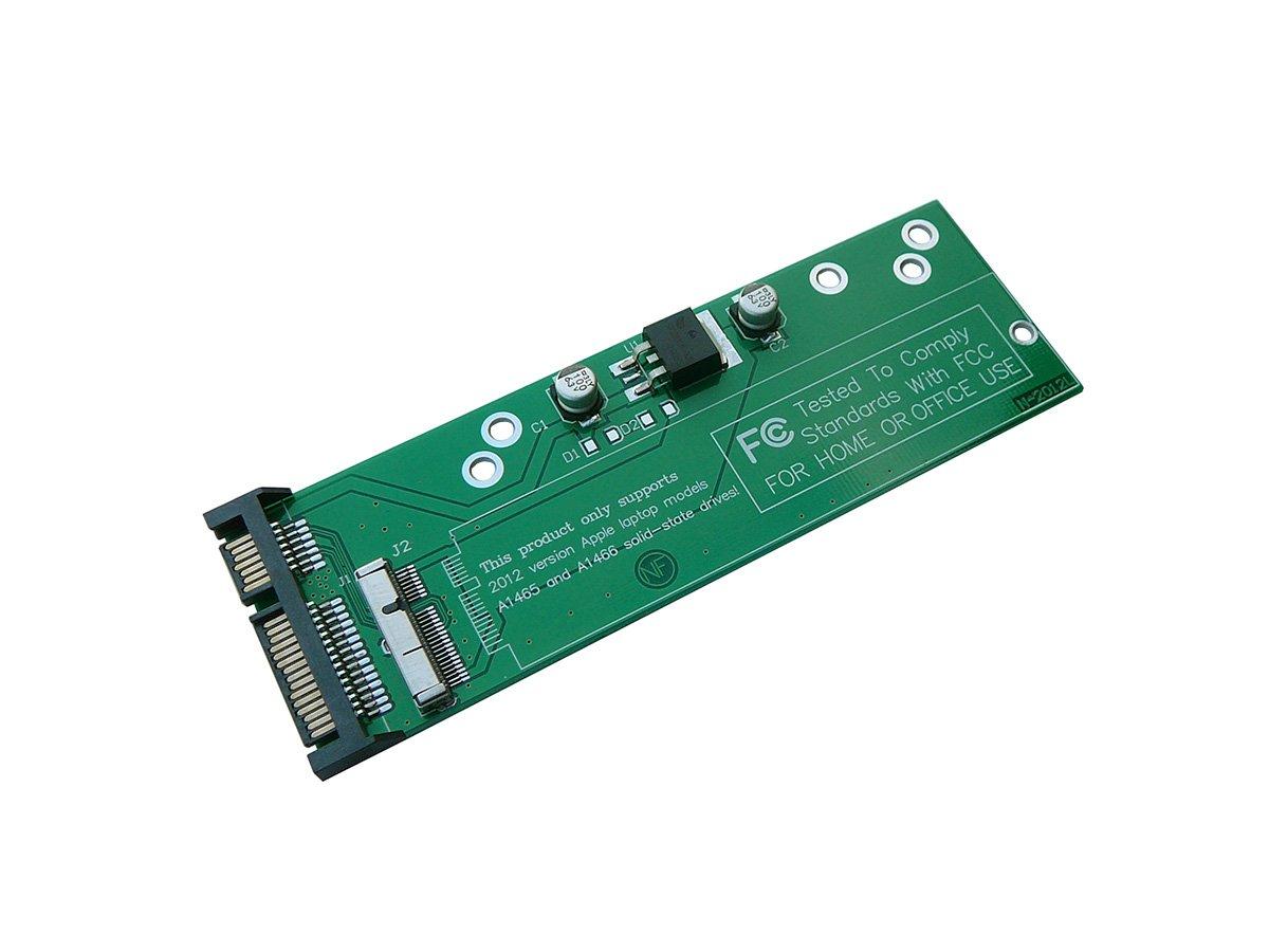 Kalea Informatique - Adaptador de disco duro SATA para Mac Pro ...