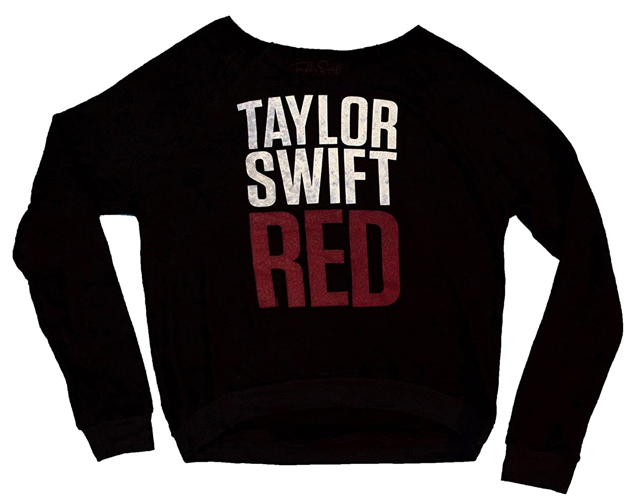 Taylor Swift RED Logo Longsleeve Sweater Womens Small