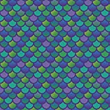 Mermaids Fabric - Mermaid Fish Purple and Green by little_fish - Mermaids Fabric with Spoonflower - Printed on Fleece Fabric by the Yard offers