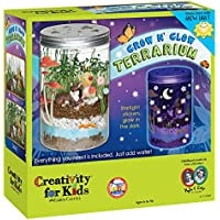 Creativity for Kids Grow 'n Glow Terrarium - Science Kit...