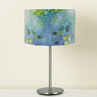 Personalidad Arte Pintado Lámparas de mesa,europa del norte ...