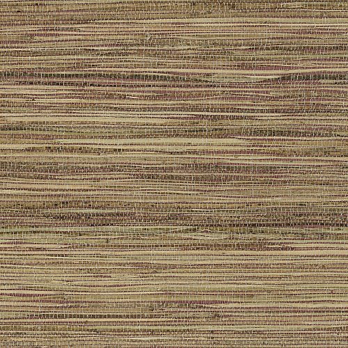 Manhattan comfort NW488-415 Madison Series Raw Jute Paper Weaves Grass Cloth Design Large Wallpaper Roll, 36