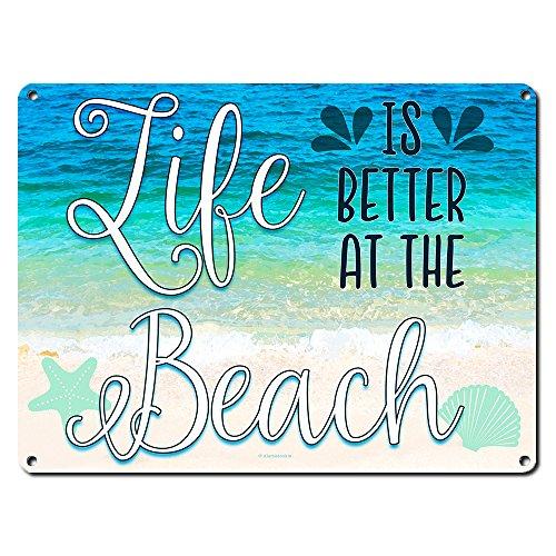 Life is Better at the Beach ~ Beach Theme Decor ~ 9