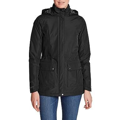 Women's rainfoilРІВ® fleece lined parka