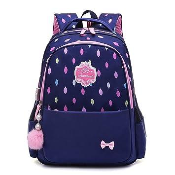 5b358d750792a Westtreg Kinder Schultaschen für Teenager Jungen Mädchen niedlichen Cartoon  Schule Rucksack wasserdicht Schulranzen Kinder Buch Tasche