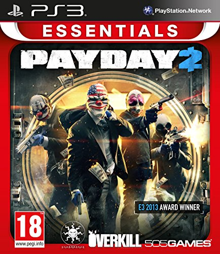 payday 2 ps3 - 8