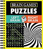 Brain Games® Puzzles - Left Brain Right Brain