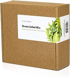 Click and Grow Smart Garden Salad Mix, 9-Pack