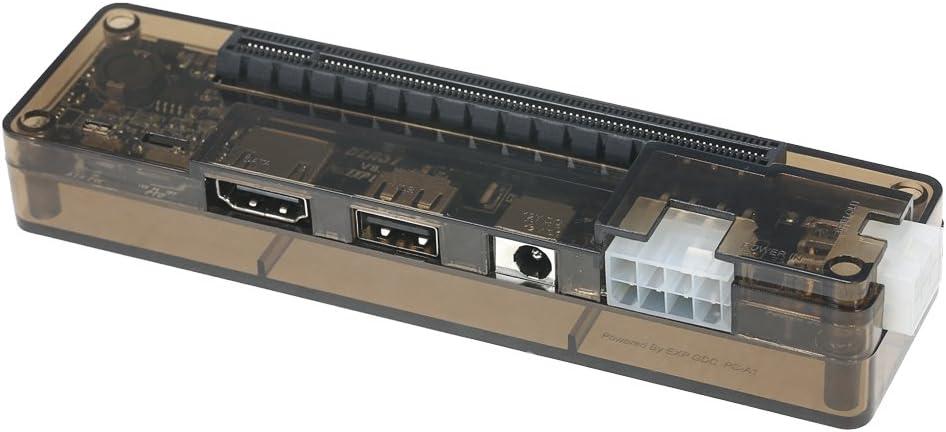 Festnight Ordinateur Portable Externe Carte Graphique ind/épendante Graphics Dock NGFF M.2 A//E cl/é Version pour V8.0 EXP GDC Beast