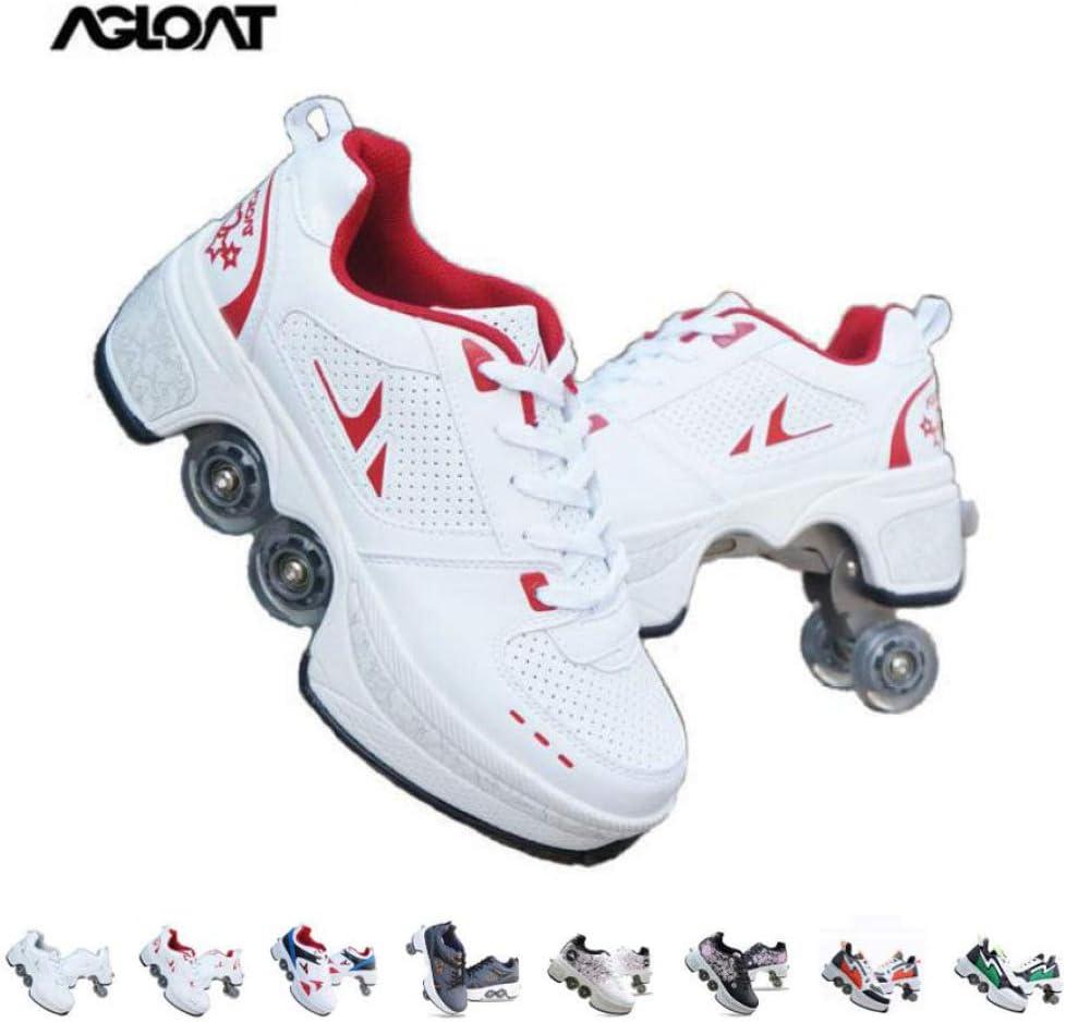 quad kick roller skate shoes