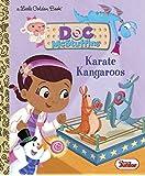 Karate Kangaroos (Disney Junior: Doc McStuffins) (Little Golden Book)