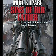 Sins of Her Father: Her Brother's Keeper, Book 2 Audiobook by Mike Kupari Narrated by Allyson Johnson