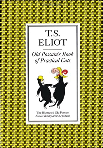 The illustrated old possum old possums book of practical cats the illustrated old possum old possums book of practical cats t s eliot nicolas bentley 9780571105588 amazon books fandeluxe Choice Image