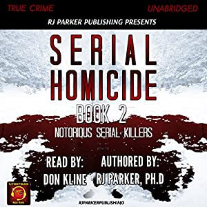 Serial Homicide Audiobook