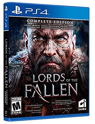 Lords of the Fallen PlayStation 4 Complete Edition by City Interactive
