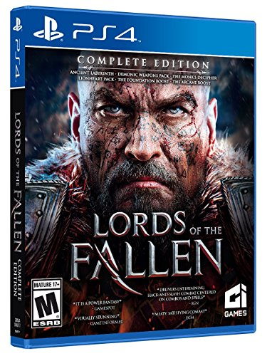 Lords of the Fallen PlayStation 4 Complete Edition