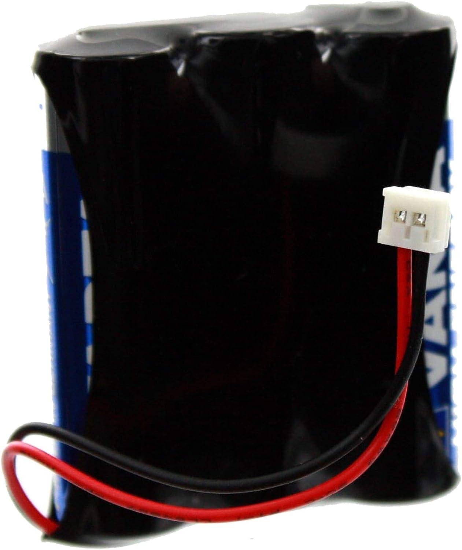 Exell Cerradura para Puerta de 4,5 V batería Compatible vingcard ...