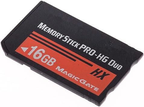 Memory Stick pro Duo HX Card 16GB Magic Gate Card for Sony PSP Camera
