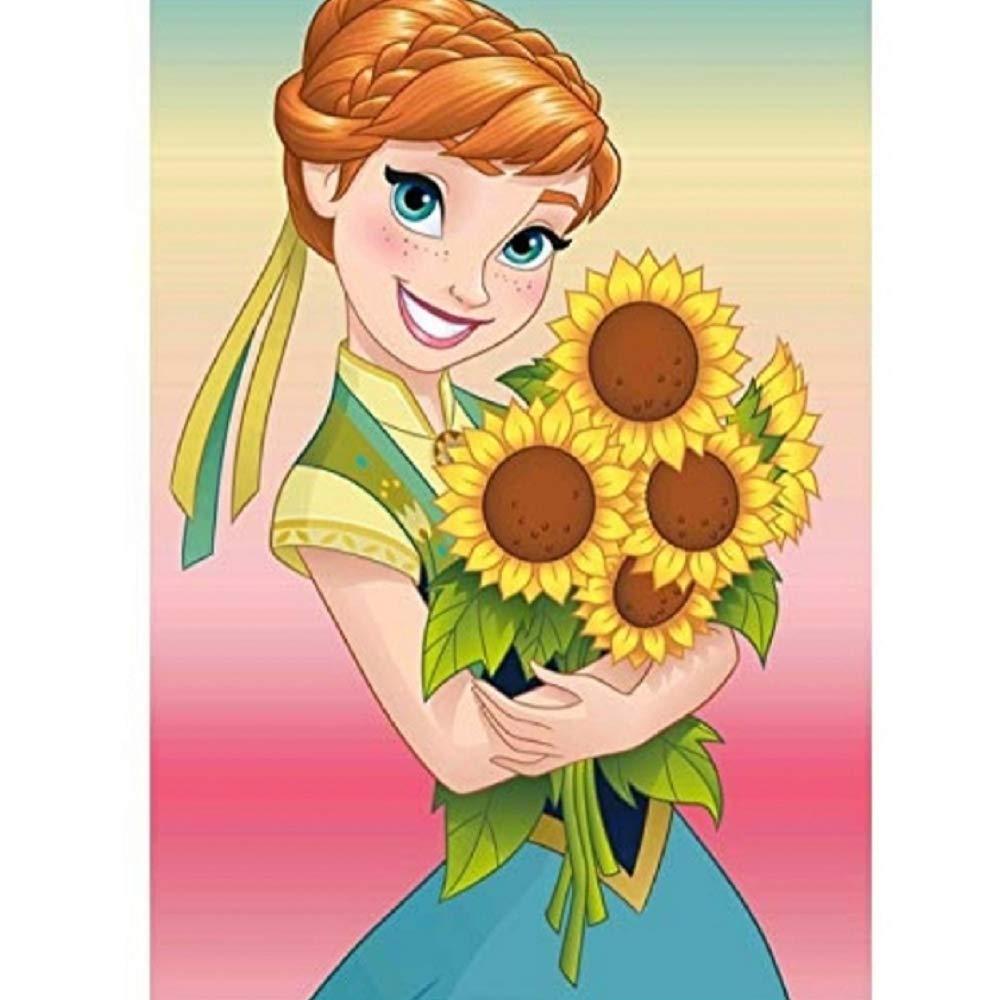Disney El reino del hielo Chicas Toalla de playa - fucsia -: Amazon.es: Ropa y accesorios