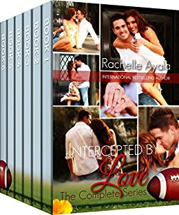 Intercepted by Love: The Complete Six Book Collection by [Ayala, Rachelle]