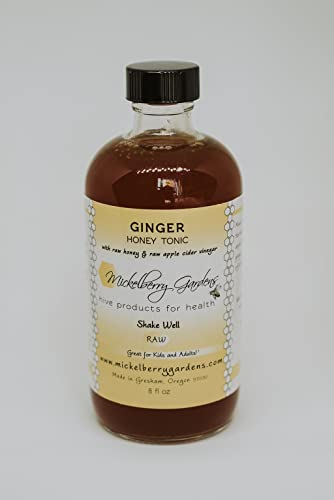 Ginger Honey Tonic 8 fl oz