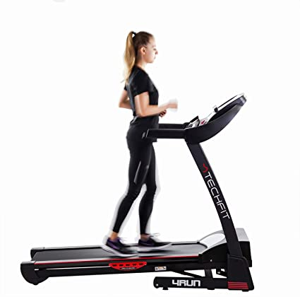 TechFit 4RUN Cinta de Correr Eléctrica Plegable, 2.0 HP, 15 ...
