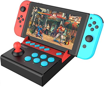 IPEGA PG-9136 Gamepad - Palanca de mando móvil para Nintendo Switch, consola de juegos, Plug and Play (tales como Mario Series, Street Fighter2, etc.): Amazon.es: Electrónica