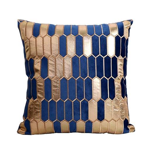NTYDE - Cojín Decorativo para sofá o Dormitorio (Terciopelo ...