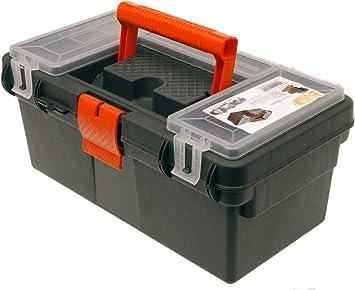 Tool - Eb10489 534041 - caja de herramientas con compartimentos ...