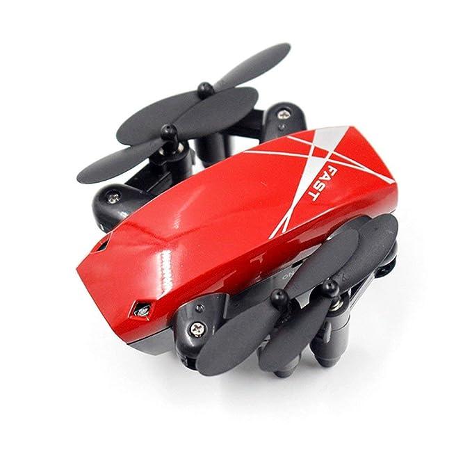 Ajuste para S9 Mini RC Drone 2.4G 4CH 6-Axis RTF Plegable ...