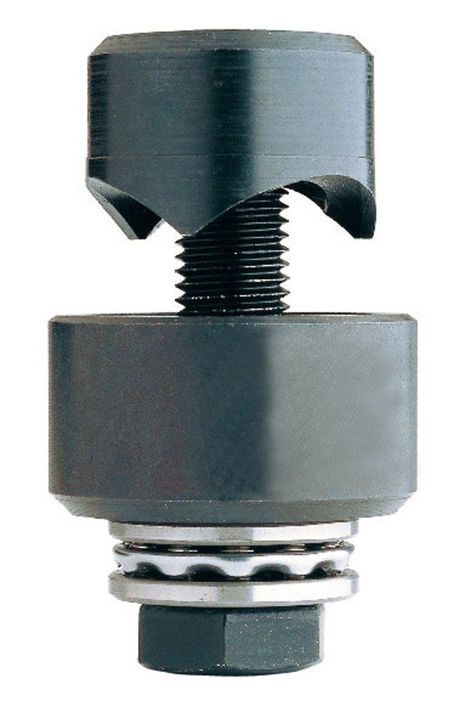 22,5 mm Ruko 109225K Punzonadora de tornillo con rodamientos a bolas ,
