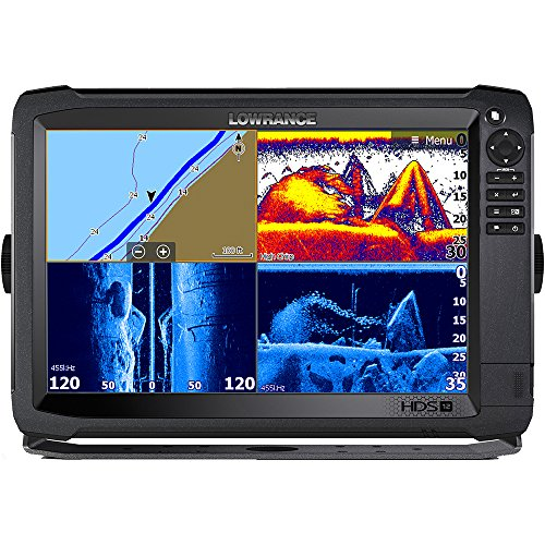 Lowrance HDS-12 Carbon No Transducer by Lowrance