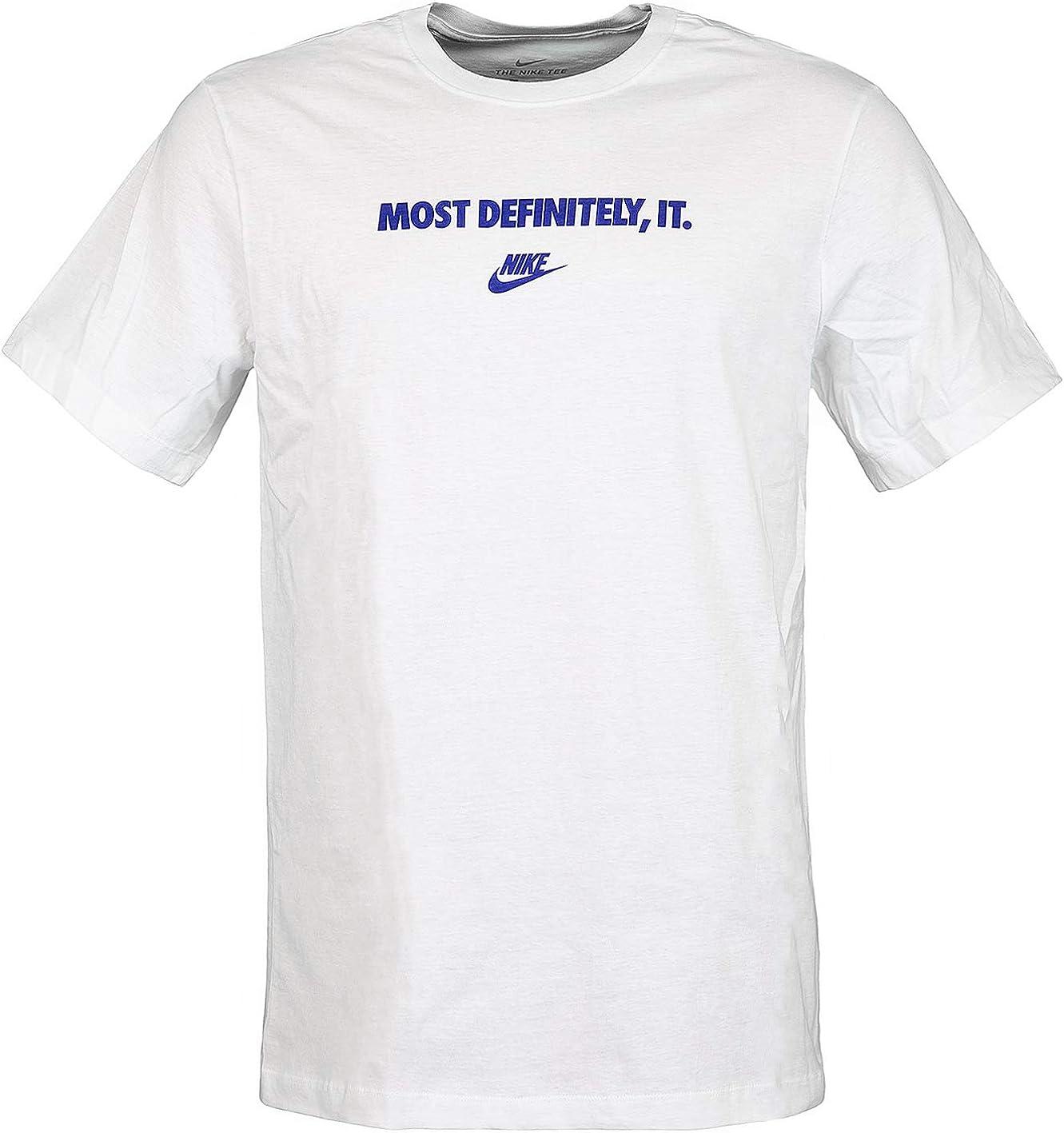 Nike SNKR Sneaker CLTR 8 - Camiseta blanco XL: Amazon.es: Ropa y accesorios