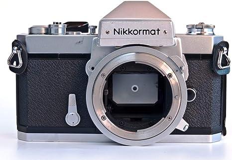 Nikon NIKKORMAT FT2 Chrome (Cuerpo): Amazon.es: Electrónica