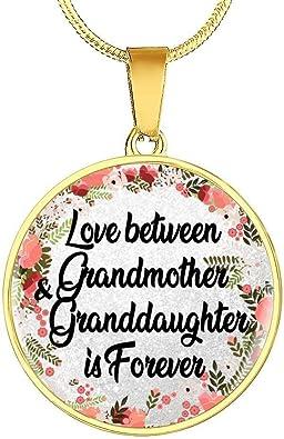 Grandma necklace Grandma chain Grandma gift grandma jewelry Grandma present