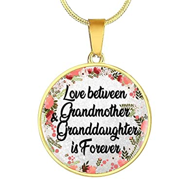 Luxury Jewelry Grandma Love You