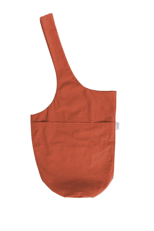 The Original YogiiiTote Yogiii Yoga Mat Bag Yoga Mat Tote Sling Carrier with Large Side Pocket /& Zipper Pocket Fits Most Size Mats