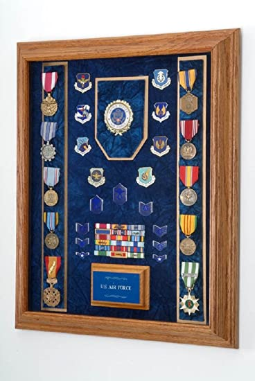 Amazon.com - Military Medal Display Case - 16\