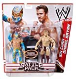 WWE Battle Pack: Sin Cara vs. Daniel Bryan Figure 2-Pack Series 15