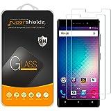 [2-Pack] Supershieldz for BLU VIVO 5R Tempered Glass Screen Protector, Anti-Scratch, Anti-Fingerprint, Lifetime Replacement