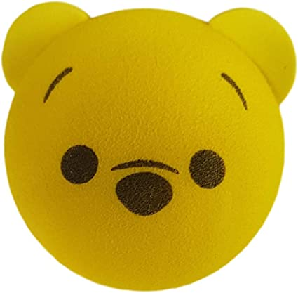 Access-All-Areas Winnie The Pooh Orange Bear Aerial Ball Topper Car Locator Finder Mothers Day Girl Birthday Gift