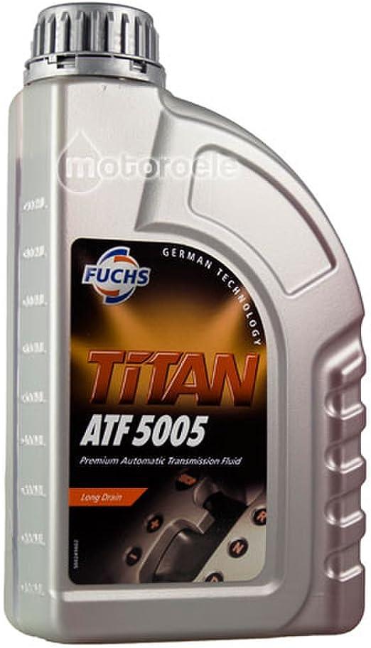Fuchs Getriebeöl Automatikgetriebeöl Titan Atf 5005 Mb 236 6 1l 1 Liter Auto
