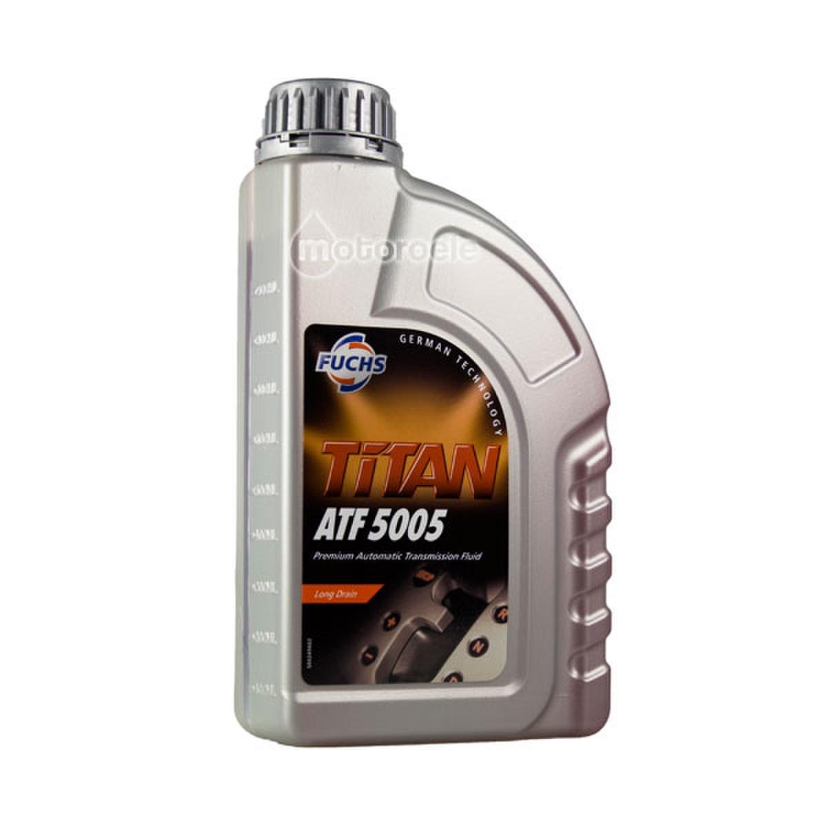 FUCHS Getriebeö l Automatikgetriebeö l TITAN ATF 5005 MB 236.6 1L 1 Liter
