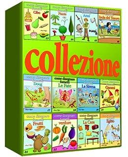 Disegno per Bambini: Come Disegnare Fumetti - Collezione di 12 libri