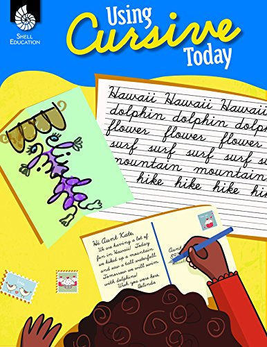 Using Cursive Today (Classroom Resources)
